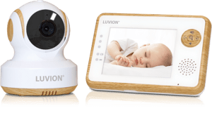 Essential Limited Unique wooden design nursery camera