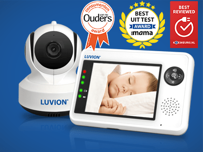 Luvion Essential best baby monitor