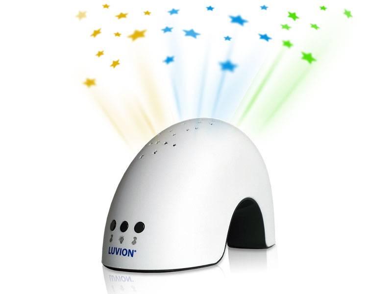 Luvion sterrenhemel projector kinderkamer