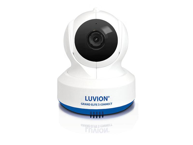 Luvion grand elite 3 connect camera