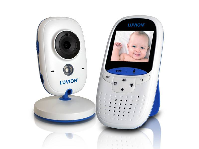 luvion easy set the best budget baby monitor