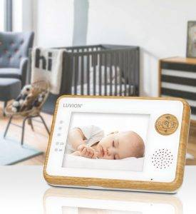 Essential Limited Edition Nordic Design Baby Monitor Nursery
