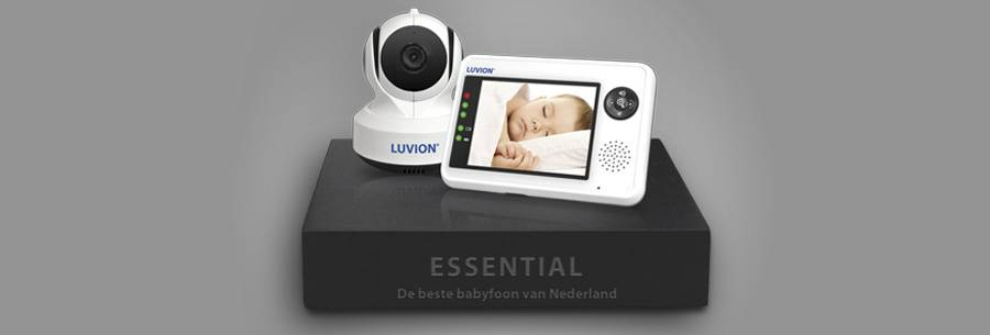 Luvion Essential Baby Monitor