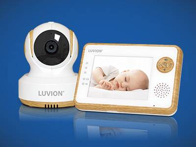 luvion essential limited edition baby camera