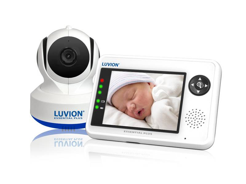 luvion essential plus baby monitor camera