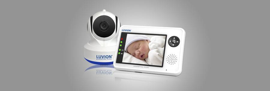 Luvion Essential Plus Baby Monitor Set