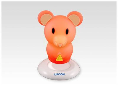 Luvion Soft touch animal baby bedroom night light