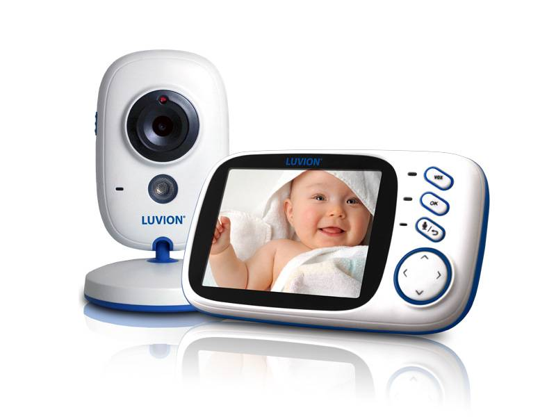 Luvion platinum 3 digital baby monitor