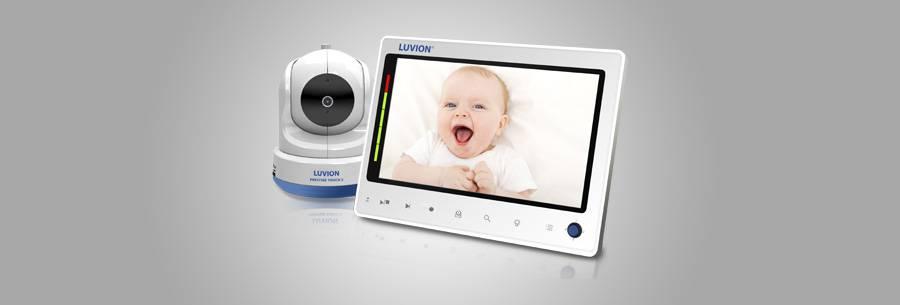 Luvion Prestige Touch 2 Long range baby monitor