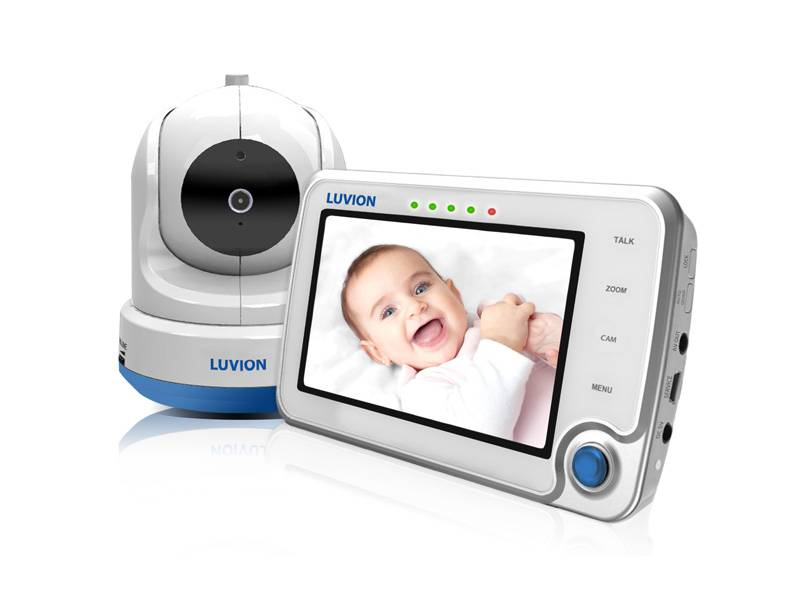 Luvion Supreme Connect Set Dual Mode Baby Monitor