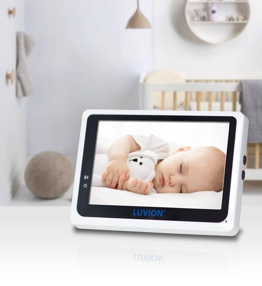 Luvion Grand Elite 3 Connect Smart Baby Monitor