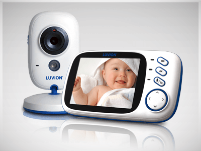 Luvion Platinum 3 digital video baby monitor