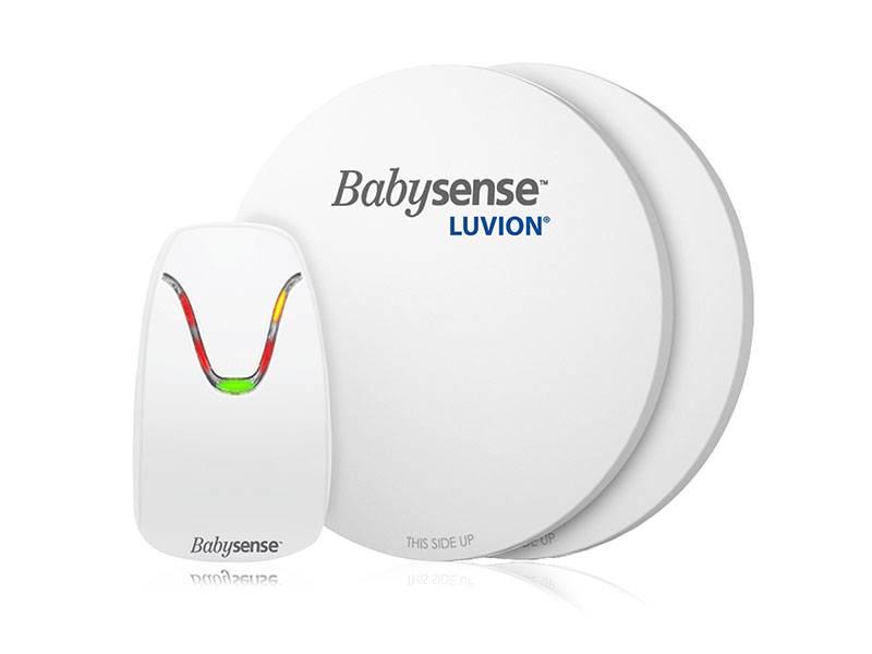Luvion Babysense 7 Baby breathing movement monitor