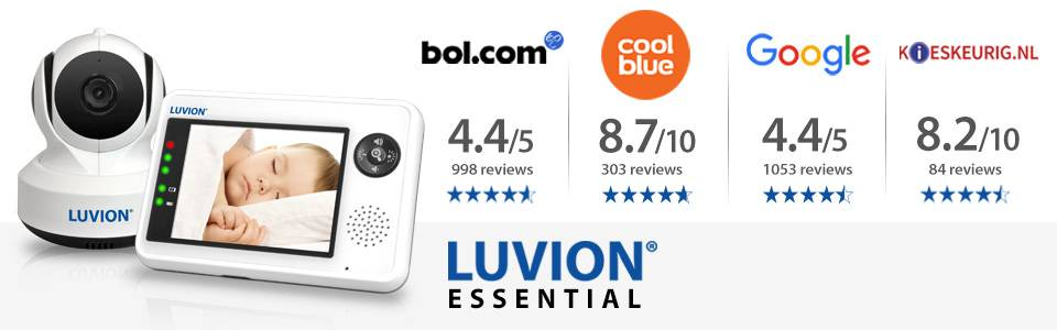 Luvion Essential Best Video Baby Monitor 2019