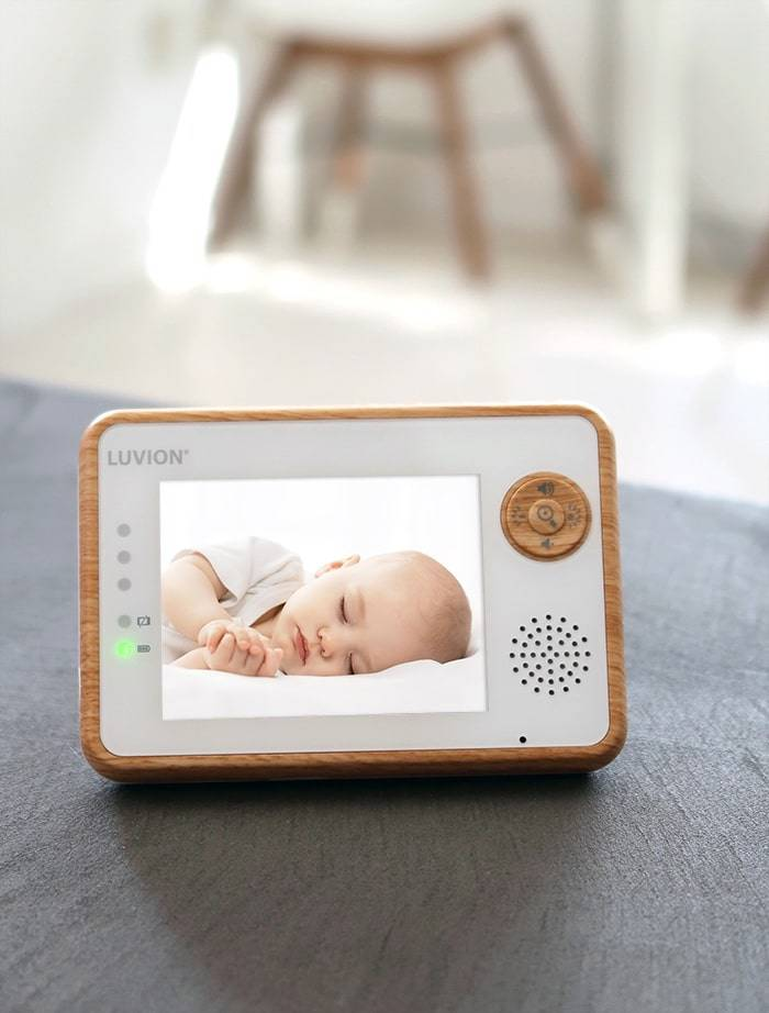 Essential Limited Edition Nordic Design Baby Monitor Frontal