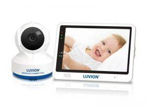 grand elite 3 connect plus multi camera smart baby monitor