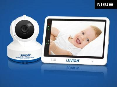 Grand Elite 3 Connect Wifi Baby Monitor