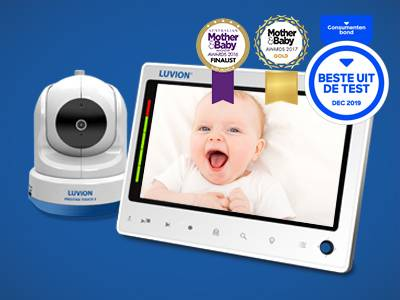 Luvion Prestige Touch 2 Best Video Baby Monitor 2020