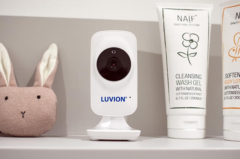 Luvion Icon Deluxe White camera