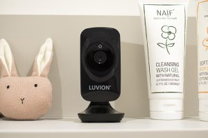 Luvion Icon deluxe black edition camera