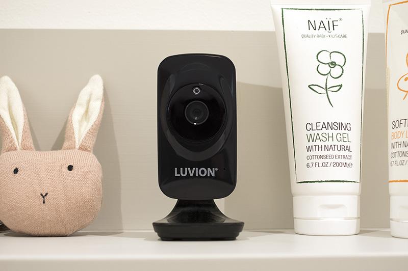 Luvion Icon deluxe black edition camera