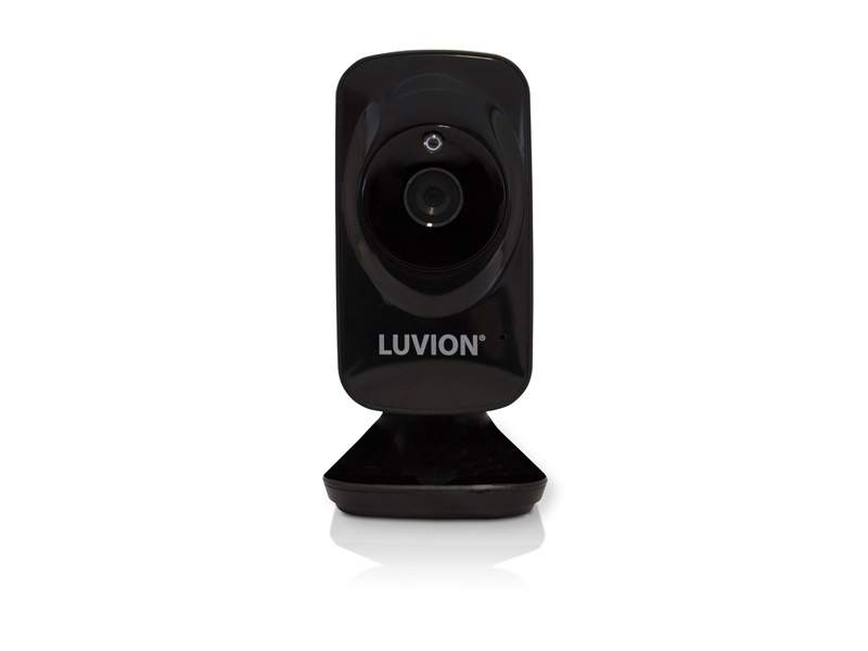luvion icon deluxe black camera