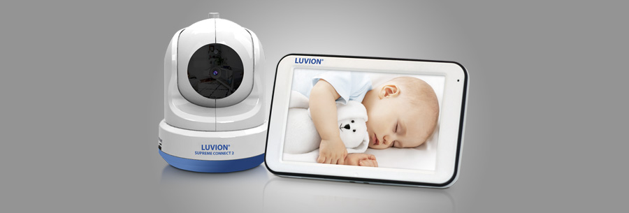 luvion supreme connect 2 baby monitor with-app