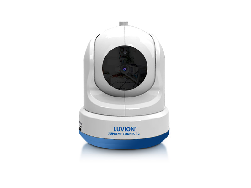 luvion supreme connect 2 camera