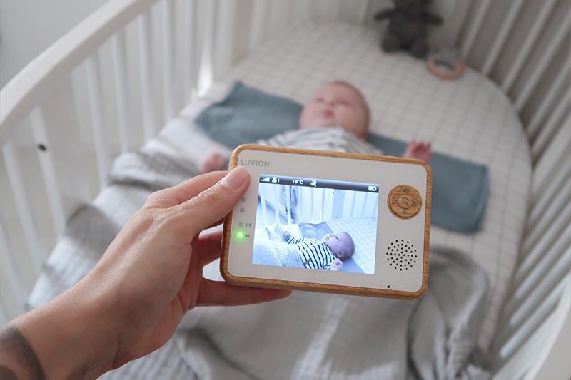 Homepage babyfoons met camera