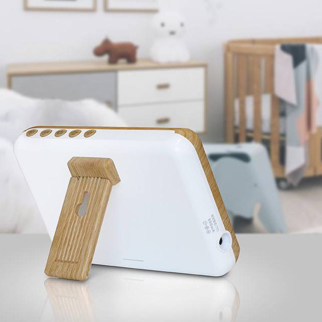 Essential Limited Edition Nordic Design Baby Monitor Backside