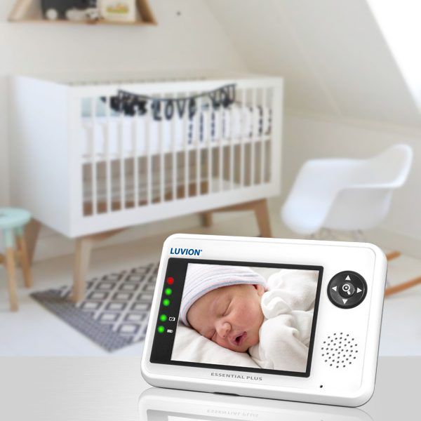 Luvion Essential Plus Baby Monitor Screen
